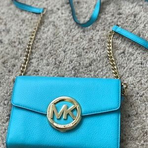 Michael Kors Hudson  Large Phone Crossbody Bag
